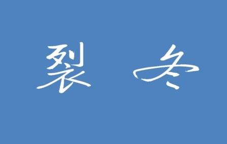 裂冬logo