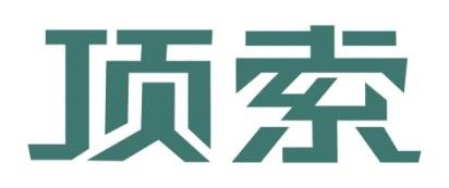 顶索logo