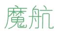 魔航logo