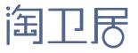 淘卫居logo