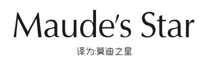 MAUDE'S STARlogo