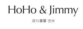 HOHO&JIMMYlogo