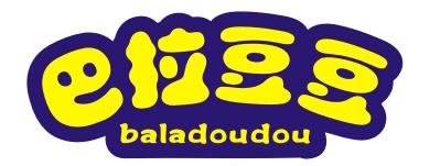 巴拉豆豆logo