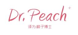 DR. PEACH+logo