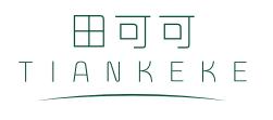 田可可logo