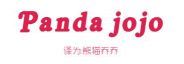 PANDA JOJOlogo