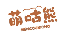 萌咕熊logo