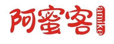 阿蜜客logo