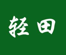 轻田logo