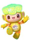 """杭州2022年第19届亚运会吉祥物""""琮琮""""T202002845类-社会服务"""