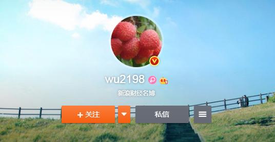 wu2198的微博
