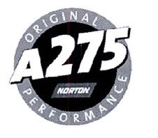 ORIGINAL PERFORMANCE NORTON 275 Alogo