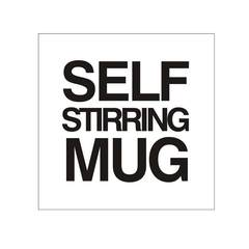 SELF STIRRING MUGlogo