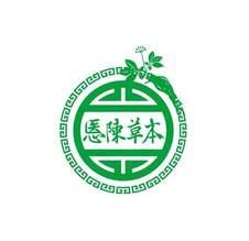 悘陈草本logo