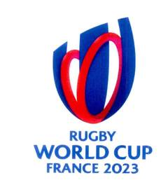 RUGBY WORLD CUP FRANCE 2023logo