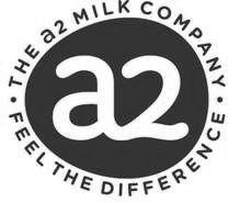 A2 THE A2 MILK COMPANY FEEL THE DIFFERENCElogo