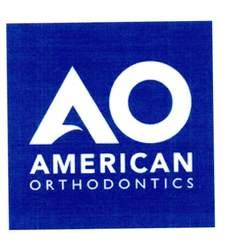 AO AMERICAN ORTHODONTICSlogo